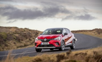 New Captur sets out its stall