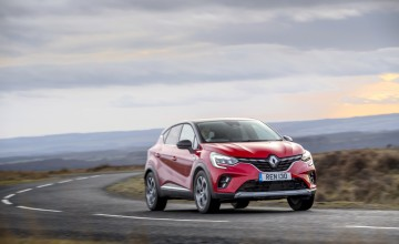 New Captur revealed by Renault