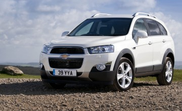 Chevrolet Captiva - Used Car Review
