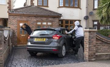 Ford keys in added car security