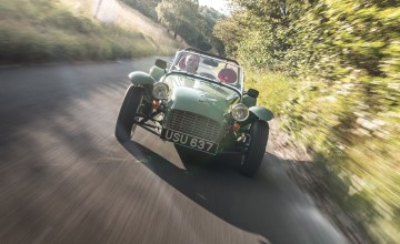 Caterham sprints to a sell out
