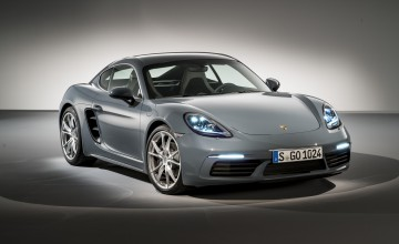 New Porsche 718 Cayman adds bite