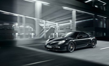 Porsche serves up some black magic