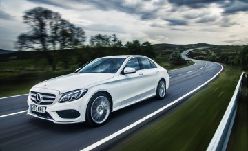 C-Class really is the Business