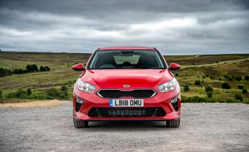 Kia Ceed spells it out