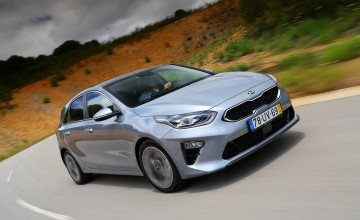 Kia Ceed sprouts into something special