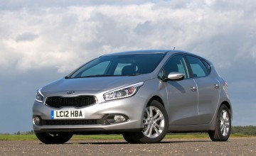 Kia cee'd a quality family car