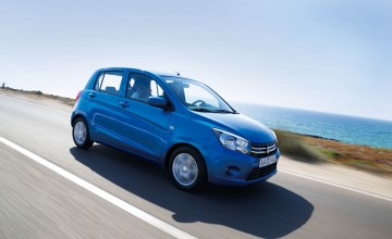 Suzuki lifts lid on Celerio prices