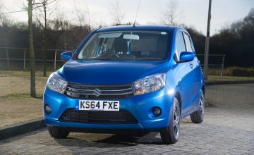Snazzy Celerio to shake up the city