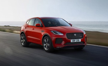 Chequered Flag for Jaguar E-PACE