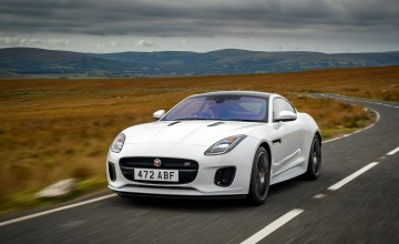 Chequered Flag for Jaguar anniversary