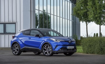 Toyota C-HR Dynamic 1.2