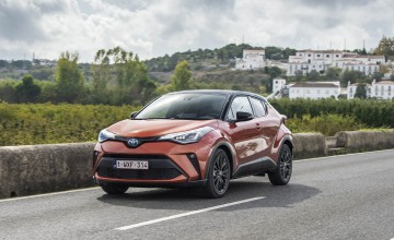 Upgrades boost Toyota C-HR's appeal