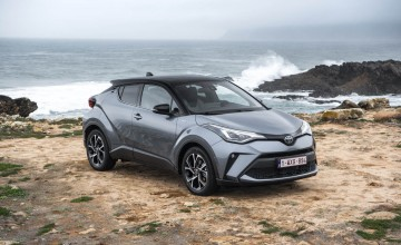 More power for Toyota C-HR
