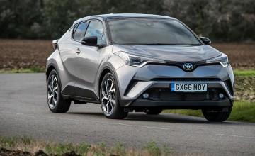 Toyota C-HR Dynamic 1.2T CVT Dynamic AWD