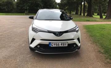 Toyota C-HR Dynamic Hybrid 1.8 CVT