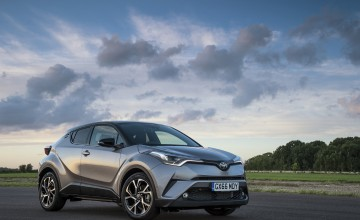 C-HR special from Toyota