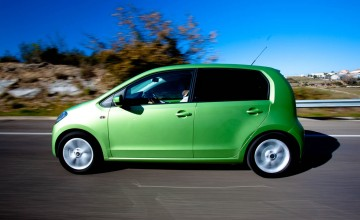 Skoda Citigo GreenTech