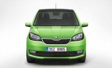 Revamp for Skoda Citigo