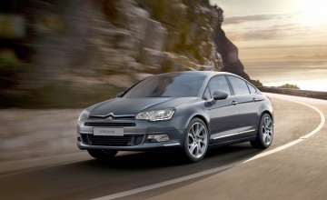 Citroen turns techno with C5
