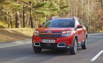 Citroen flagship joins SUV fray