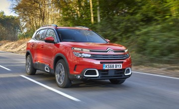 Citroen C5 Aircross Flair Plus PureTech 180