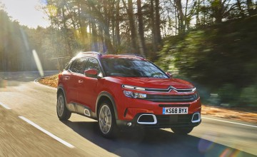 Citroen launches new SUV flagship