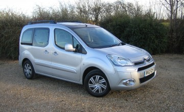 Citroen Berlingo Multispace  - Used Car Review