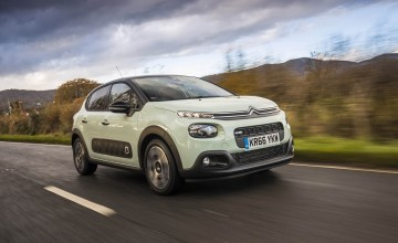 Citroen makes comfortable progress