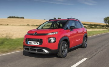 Citroen joins the rush to small SUVs