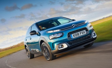 New Citroen is comfortably better