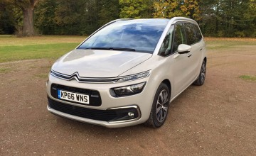 Citroen Grand C4 Picasso Flair BlueHDi 120
