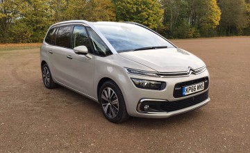 Citroen's family-friendly space ship