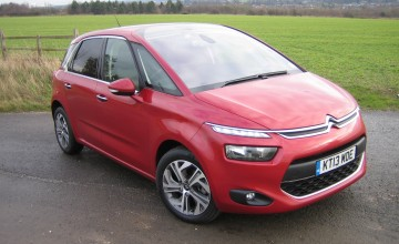 Citroen C4 Picasso Exclusive e-HDi 115 Airdream
