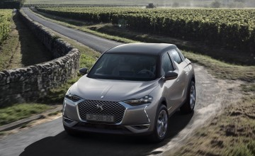 DS 3 morphs into an SUV