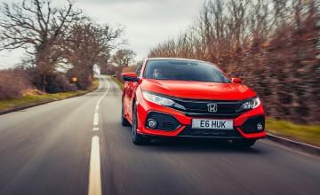 Honda Civic 1.0 VTEC Turbo EX