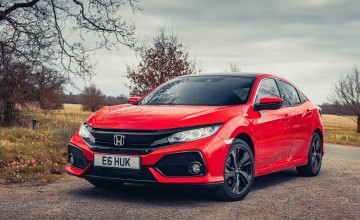 New Honda Civic superb to drive