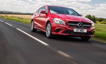 Mercedes-Benz CLA 220CDI 4MATIC OrangeArt Shooting Brake