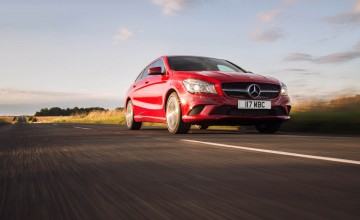 Mercedes-Benz CLA 220 CDI Shooting Brake