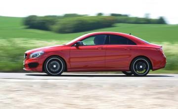 Mercedes-Benz CLA 220 Sport
