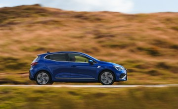 Renault hots up with new Megane and Clio RS models
