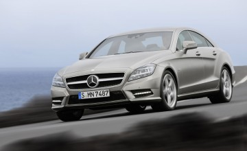 Classy CLS blends style with attitude