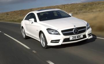 Mercedes-Benz CLS-Class 250 CDI BlueEFFICIENCY