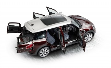MINI Clubman returns
