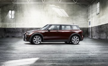 MINI Cooper SD ALL4 Clubman  - First Drive
