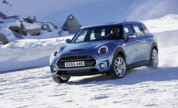 MINI Clubman gets all-wheel drive