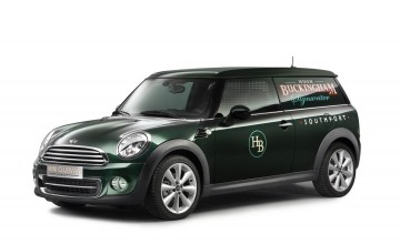 MINI Cooper D Clubvan