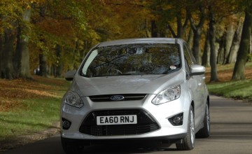 Get the Max with Ford's seven seater