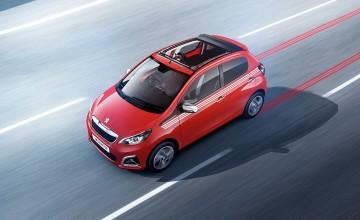 Peugeot 108 summer specials