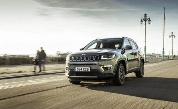 Jeep Compass Limited 1.4 MultiAir 2 170HP 4x4
